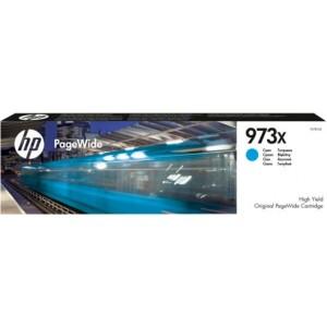 HP 973X- Cartouche encre HP couleur Cyan