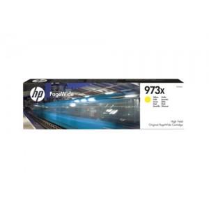 HP 973X- Cartouche encre HP couleur jaune