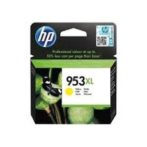 HP 953XL - cartouche encre HP jaune 953XL F6U18AE