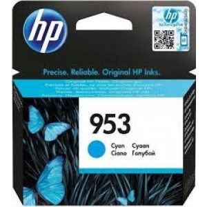 HP 953- cartouche encre HP Cyan 953 F6U12AE