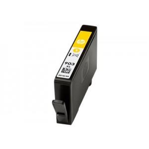 HP 903 jaune Cartouche HP couleur jaune 903