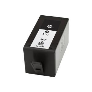 HP 907 XL noire  Cartouche HP couleur noire  907XL