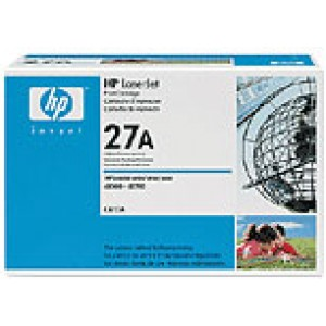 Cartouche Laser HP C4127A