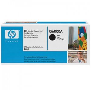 Cartouche laser HP Q6000A Noir