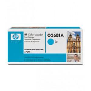 Cartouche Laser HP Q2681A Cyan