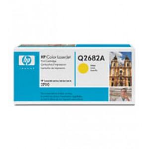 Cartouche Laser HP Q2682A Jaune