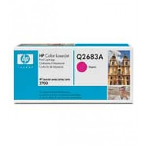 Cartouche Laser HP Q2683A Magenta