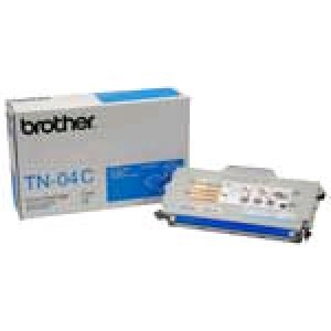 Cartouche Laser Brother TN 04C Cyan