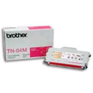 Cartouche Laser Brother TN 04M Magenta