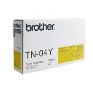 Cartouche Laser Brother TN 04Y Jaune