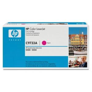 Cartouche Laser HP C9733A Magenta
