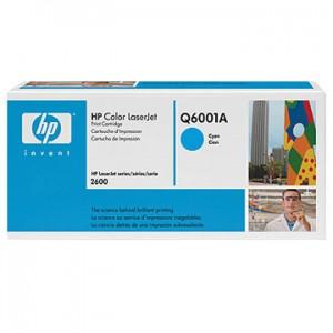 Cartouche laser HP Q6001A Cyan