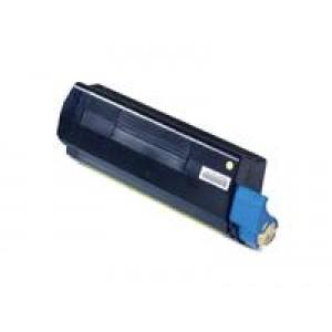 Cartouche laser Oki Cyan 42127407