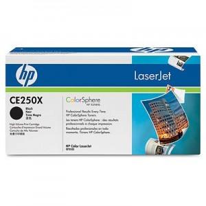 Cartouche Laser HP CE250X Noire