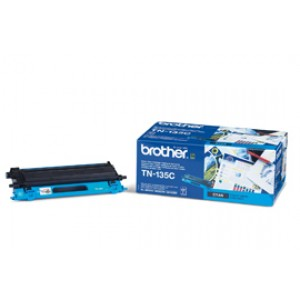 Toner laser Brother TN 135C Cyan