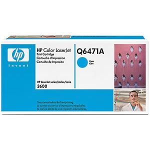 Cartouche Laser HP Q6471A Cyan