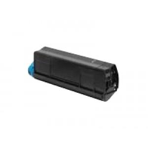 Cartouche Laser Oki Noire pour C5250 C5450 C5510 C5540