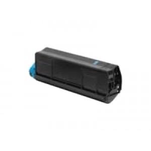 Cartouche laser Cyan Standard pour Oki C3200
