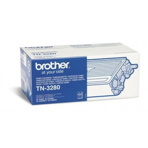 Toner laser Brother TN3280 Noire