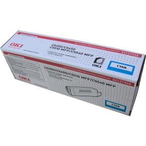 Cartouche laser Oki Cyan Haute Capacité