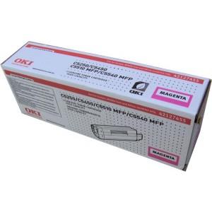 Cartouche laser Oki Magenta Haute Capacité