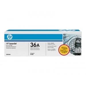 Cartouche Laser HP CB436A Noire