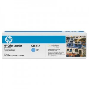 Cartouche laser HP CB541A Cyan