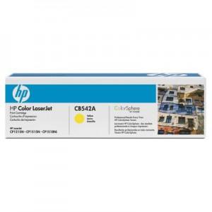 Cartouche laser HP CB542A Jaune