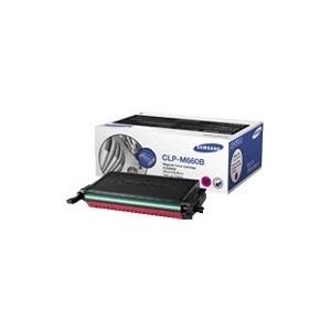 Cartouche laser Samsung CLP-M660 Magenta