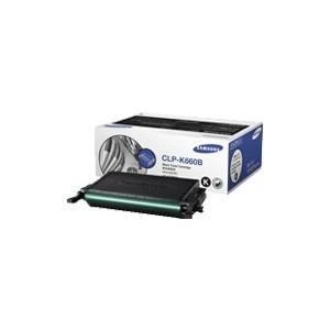 CLP-K660 Noire Cartouche laser samsung