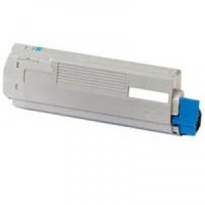 Cartouche laser OKI  cyan 43865723