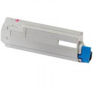 Cartouche laser Oki Magenta OKI 43865722