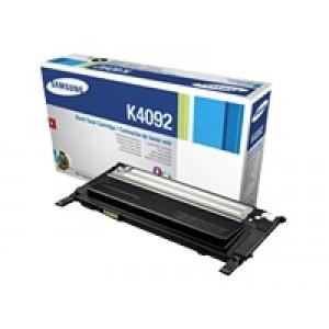 Cartouche Laser Samsung CLT-K4092S Noire