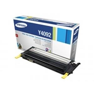 Cartouche Laser Samsung CLT-Y4092S Jaune