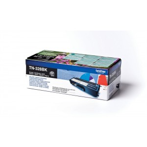 Toner laser Brother TN328BK noire
