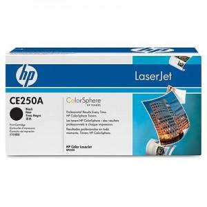 Cartouche Laser HP CE250A Noire