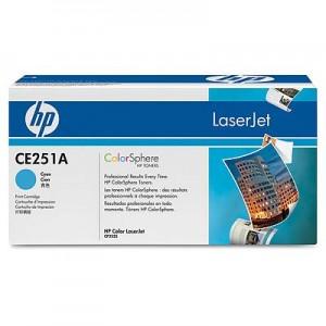 Cartouche Laser HP Couleur Cyan CE251A