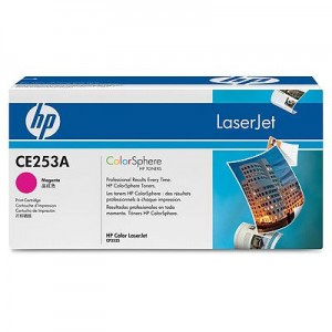 Cartouche Laser HP CE253A Couleur Magenta