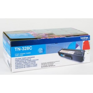 Toner laser Brother TN328C cyan