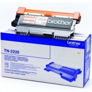 cartouche de Toner laser Brother TN2220  noire