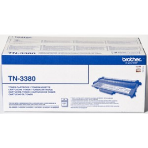 Toner laser Brother TN-3380 noire
