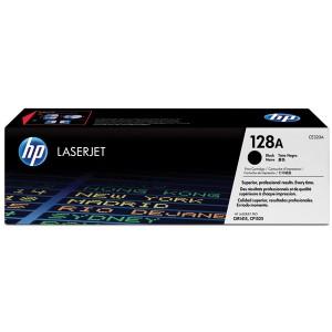 Lot de 2 Cartouches laser  HP noire 128A - CE320A