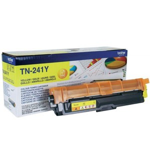 Toner laser Brother TN-241Y jaune