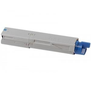 Cartouche laser OKI C3300 Cyan 43459331