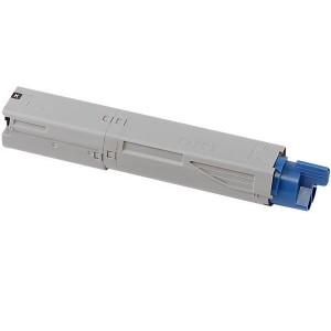 Cartouche laser OKI C3300 Noire 43459436
