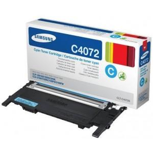 Cartouche  Laser  Samsung CLT-C4072S Cyan