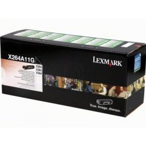 Cartouche laser lexmark Noire X264A11G