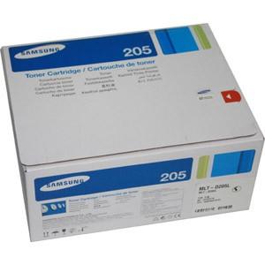 Cartouche laser Samsung Noire MLT-D205E