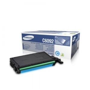 Cartouche laser Samsung CLT-C6092S Cyan