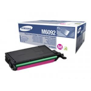 Cartouche laser Samsung CLT-M6092S Magenta